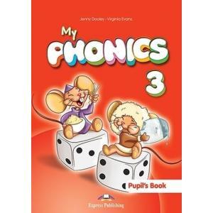 My phonics 3. Pupil's Book + Digi material