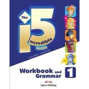 The Incredible 5 Team 1. Workbook and Grammar + Kod DigiBook