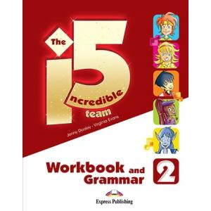 The Incredible 5 Team 2. Workbook and Grammar + Kod DigiBook