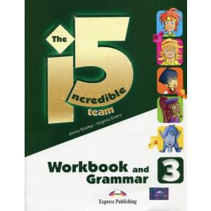 The Incredible 5 Team 3. Workbook and Grammar + Kod DigiBook