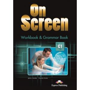 On Screen Advanced (C1). Workbook + Grammar Book + Kod DigiBook