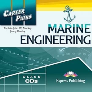Career Paths. Marine Engineering. Class Audio CD