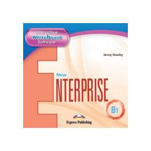 New Enterprise. B1. Interactive Whiteboard Software. Edycja międzynarodowa