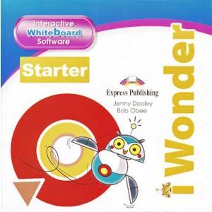I Wonder Starter. Interactive Whiteboard Software