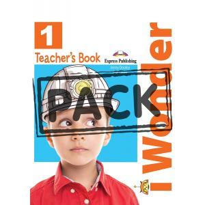 I Wonder 1. Teacher's Book + Posters Pack