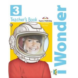 I Wonder 3. Teacher's Book + Posters Pack