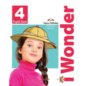 I Wonder 4. Pupil's Book + Interactive eBook