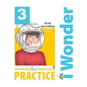I Wonder 3. Vocabulary & Grammar Practice