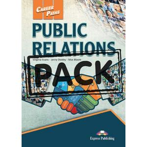 Career Paths. Public Relations. Student's Book + kod DigiBook