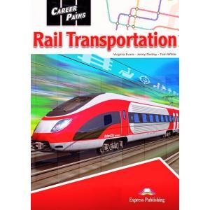 Rail Transportation. Career Paths. Podręcznik + Kod DigiBook