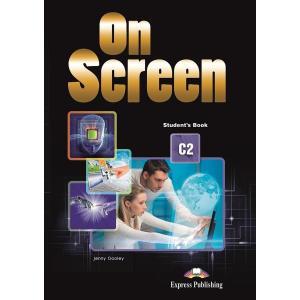 On Screen (C2). Podręcznik + Kod DigiBook + Kod FlipBook