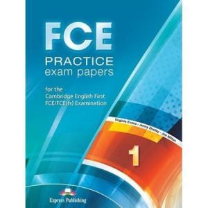 FCE Practice Exam Papers 1. Podręcznik + DigiBook