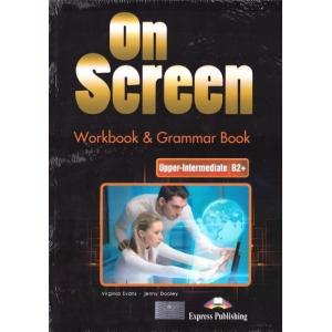 On Screen Upper Intermediate B2+. Ćwiczenia + Grammar Book + DigiBook