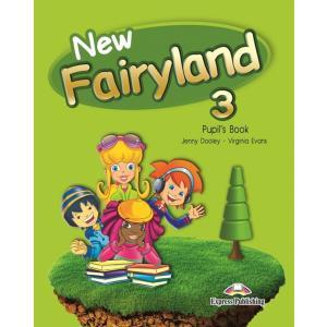 New Fairyland 3. Pupil's Book. Podręcznik wieloletni