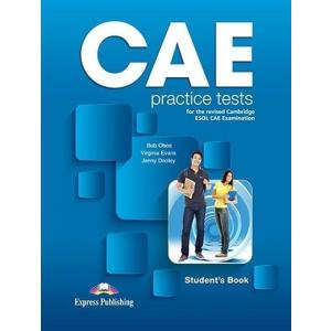 CAE Practice Tests. Student's Book + kod DigiBook