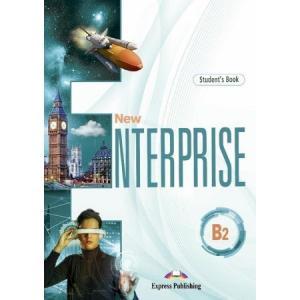 New Enterprise. B2. Student's Book. Edycja międzynarodowa + DigiBook