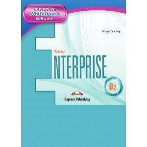 New Enterprise. B2. Interactive Whiteboard Software. Edycja międzynarodowa