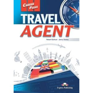 Career Paths. Travel Agent. Student's Book + kod DigiBook