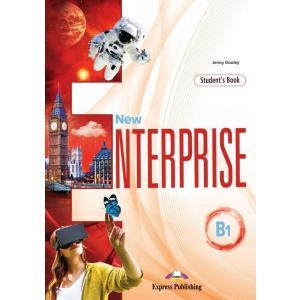 New Enterprise B1 (Edycja Wieloletnia). Podręcznik