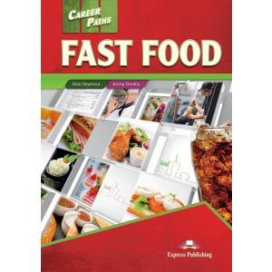 Career Paths. Fast Food. Student's Book + kod DigiBook