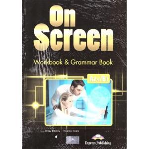 On Screen. Workbook and Grammar Book. Poziom A2+/B1