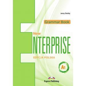 New Enterprise A1 (Edycja Polska). Grammar Book + Kod DigiBook