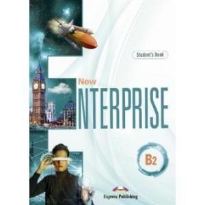New Enterprise. B2. Student's Book. Edycja wieloletnia