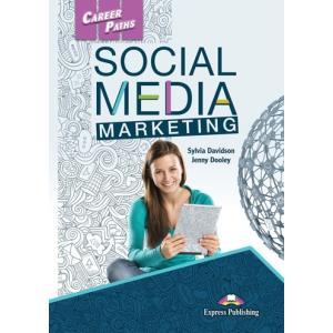 Career Paths. Social Media Marketing. Student's Book + kod DigiBook
