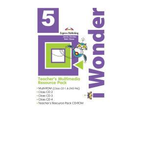 I Wonder 5. Teacher's Multimedia Resource Pack