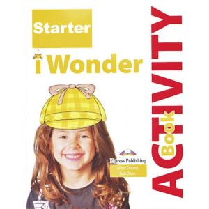I Wonder Starter. Activity Book + kod DigiBook