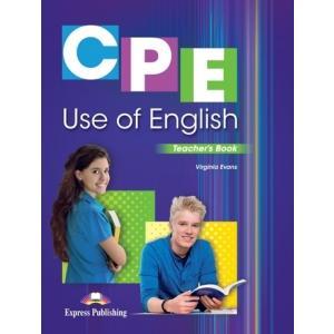 CPE Use of English. Teacher's Book + kod DigiBook