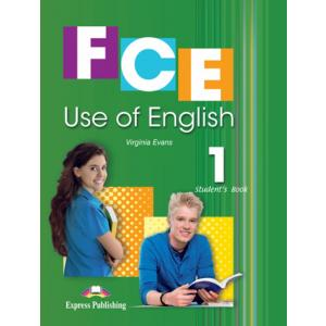 FCE Use of English 1. Student's Book + kod DigiBook