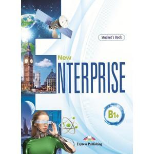New Enterprise. B1+. Student's Book. Edycja wieloletnia
