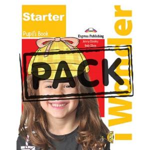 I Wonder Starter. Pupil's Book + Interactive eBook