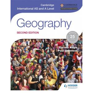 Geography. Second Edition. Cambridge International As and A Level