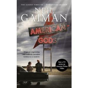 Gaiman: American Gods (TV tie-in)