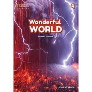 Wonderful World 4. Second Edition. Student's Book