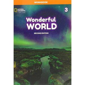 Wonderful World 3 Workbook 2nd Edition