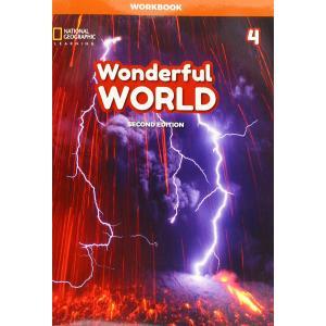 Wonderful World 4. Second Edition. Workbook