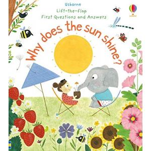 Lift-the-Flap. First Questions and Answers Why Does the Sun Shine?