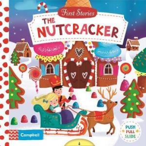 FIrst Stories: The Nutcracker (board book)