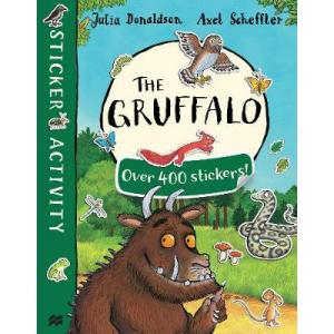 The Gruffalo. Sticker Book