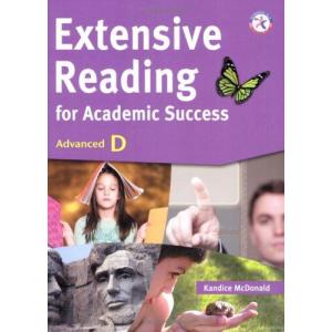 Extensive Reading Academic Success Advanced D podręcznik + CD C1+