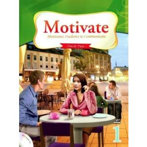 Motivate 1. Podręcznik + CD Audio