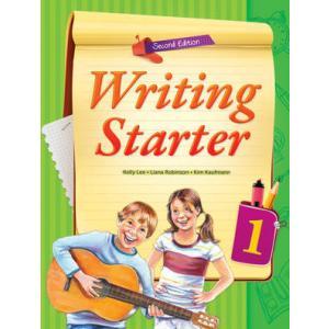 Writing Starter 1. Książka z Ćwiczeniami