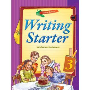 Writing Starter 3. Książka z Ćwiczeniami