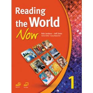 Reading the World Now 1. Podręcznik z Ćwiczeniami + CD