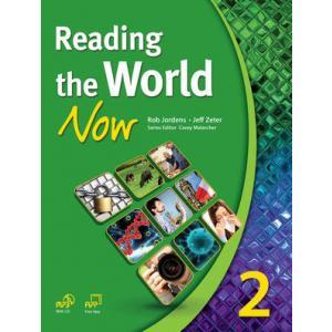 Reading the World Now 2. Podręcznik z Ćwiczeniami + CD