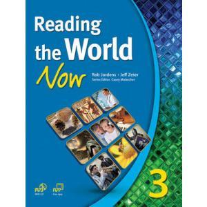 Reading the World Now 3. Podręcznik z Ćwiczeniami + CD