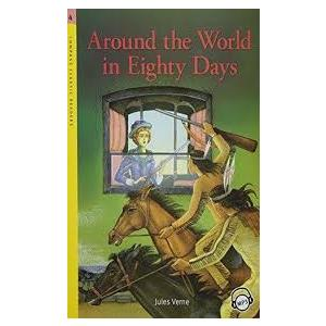 Around the World in Eighty Days + CD MP3. Compass Classic Readers. Level 4